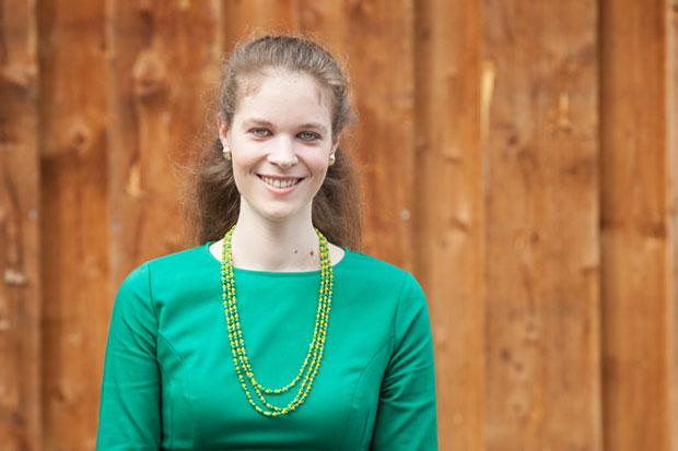 Anna Häringer, Sekretärin der Firma Boehi + WIrz AG.