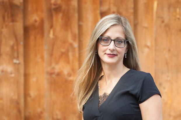 Carmen Patelli, Sekretärin der Firma Boehi + Wirz AG.