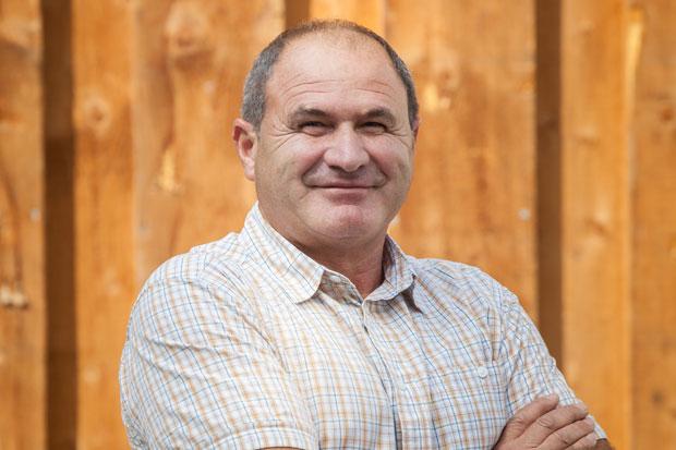 Luigi Marsicovetere, Bauführer der Firma Boehi + Wirz Bedachungen AG.