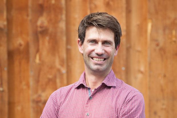 Percy Tschopp, Geschäftsführer der Firma Boehi + Wirz Bedachungen AG.
