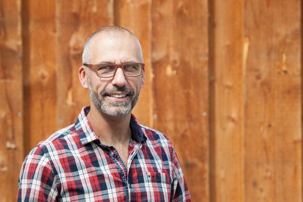 Tobias Schaub, der Geschäftsführer der Firma Boehi + Wirz AG